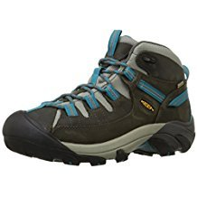 KEEN Women's Targhee II Review - Best Womens Hiking Boots - Lightwight and Ultralight Camping and Hiking