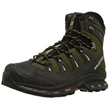 Salomon Men's Quest 4D 2 GTX Hiking Boot Review - Best Mens Hiking Boots - Lightwight and Ultralight Camping and Hiking