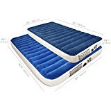 SoundAsleep Camping Air Mattress Review - Best Air Beds - Lightwight and Ultralight Camping and Hiking