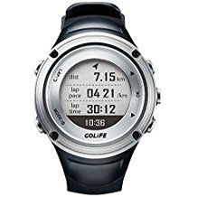 GoLife Running GPS Watch Review - Best Hiking Watches - Lightwight and Ultralight Camping and Hiking