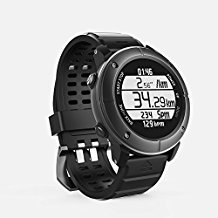 UWEAR GPS Outdoor Sports Watch Review - Best Hiking Watches - Lightwight and Ultralight Camping and Hiking
