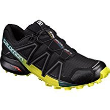 Salomon Men's Speedcross 4 Trail Runner Review - Best Mens Trail Runners - Lightwight and Ultralight Camping and Hiking