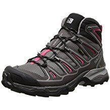 Salomon Women's X Ultra Mid 2 GTX Review - Best Womens Hiking Boots - Lightwight and Ultralight Camping and Hiking