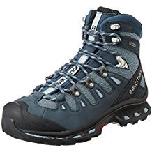 Salomon Women's Quest 4D GTX Review - Best Womens Hiking Boots - Lightwight and Ultralight Camping and Hiking