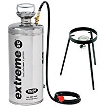 ZODI Outback Gear Extreme SC Hot Shower Review - Best Showers - Lightwight and Ultralight Camping and Hiking