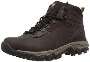 Columbia Men's Newton Ridge Plus II Waterproof Hiking Boot Review - Best Mens Hiking Boots - Lightwight and Ultralight Camping and Hiking
