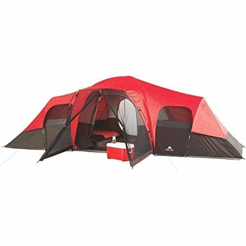 Ozark Trail 10-Person Family Tent Product Review