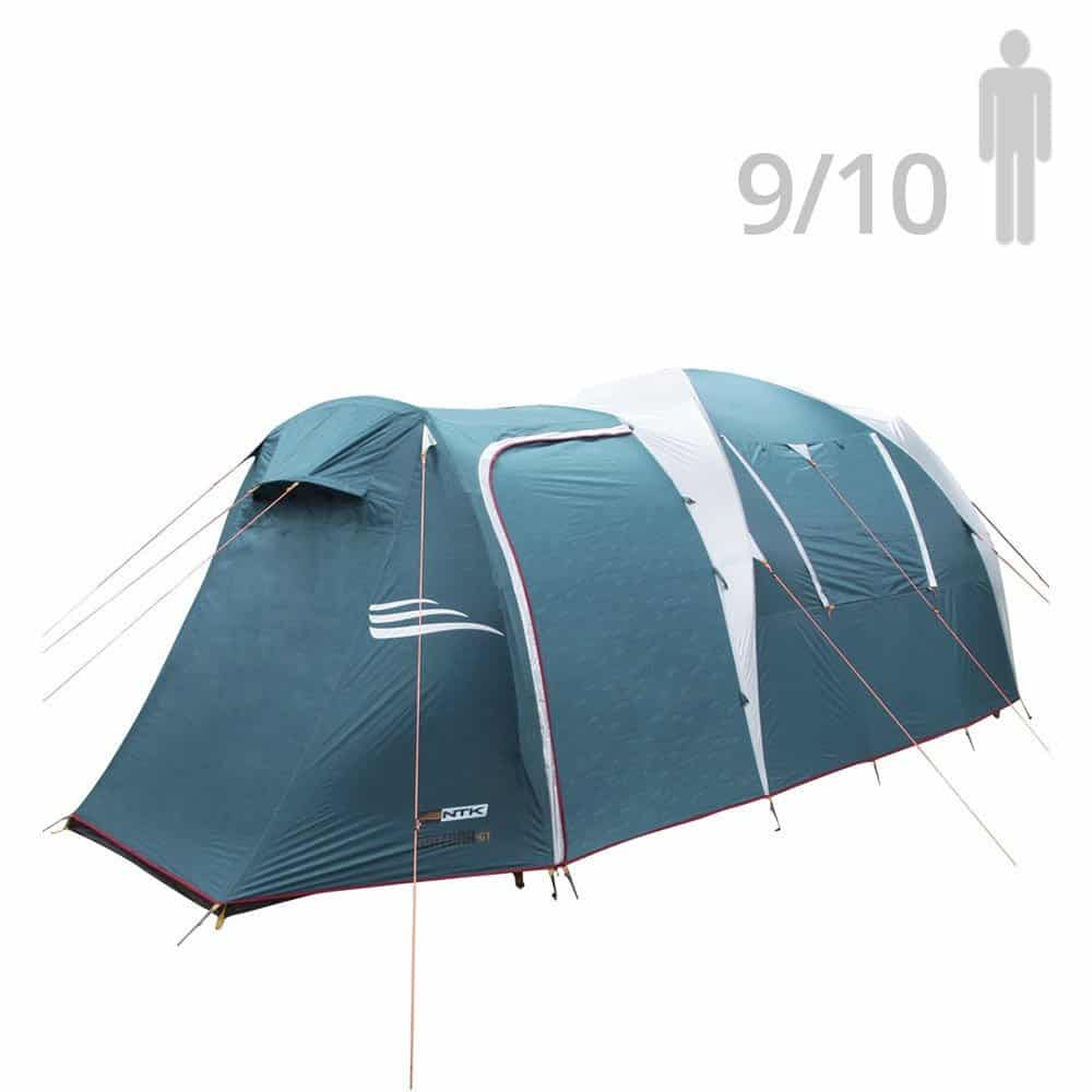 Ntk Arizona Gt 9 To 10 Person Tent Product Review Find