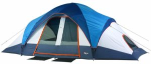 Mountain Trails Grand Pass 10 Person Tent Review - Best Multi-Room Tents - Lightwight and Ultralight Camping and Hiking