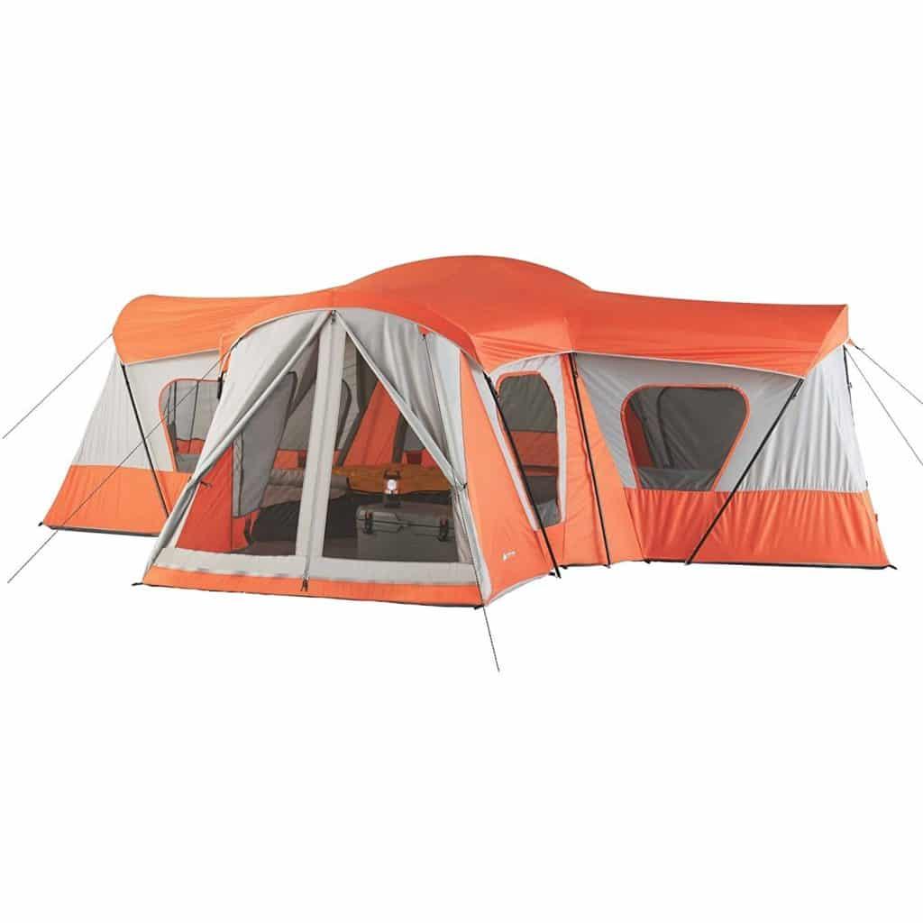 Ozark Trail Base Camp 14-Person Cabin Tent - Adventure Sacks