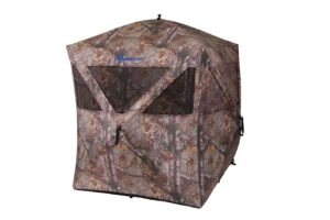 Ameristep Care Taker Ground Blind Review - Best Hunting Tents - Lightwight and Ultralight Camping and Hiking