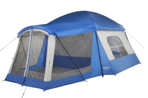 Wenzel 8 Person Klondike Tent Review - Best Multi-Room Tents - Lightwight and Ultralight Camping and Hiking