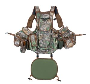Hunters Specialties 100014 Undertaker Turkey Vest Review - Best Turkey Hunting Vests - Lightwight and Ultralight Camping and Hiking