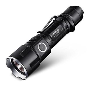 Klarus 2000 Lumens LED Tactical Flashlight Review - Best Tactical LED Flashlights - Lightwight and Ultralight Camping and Hiking