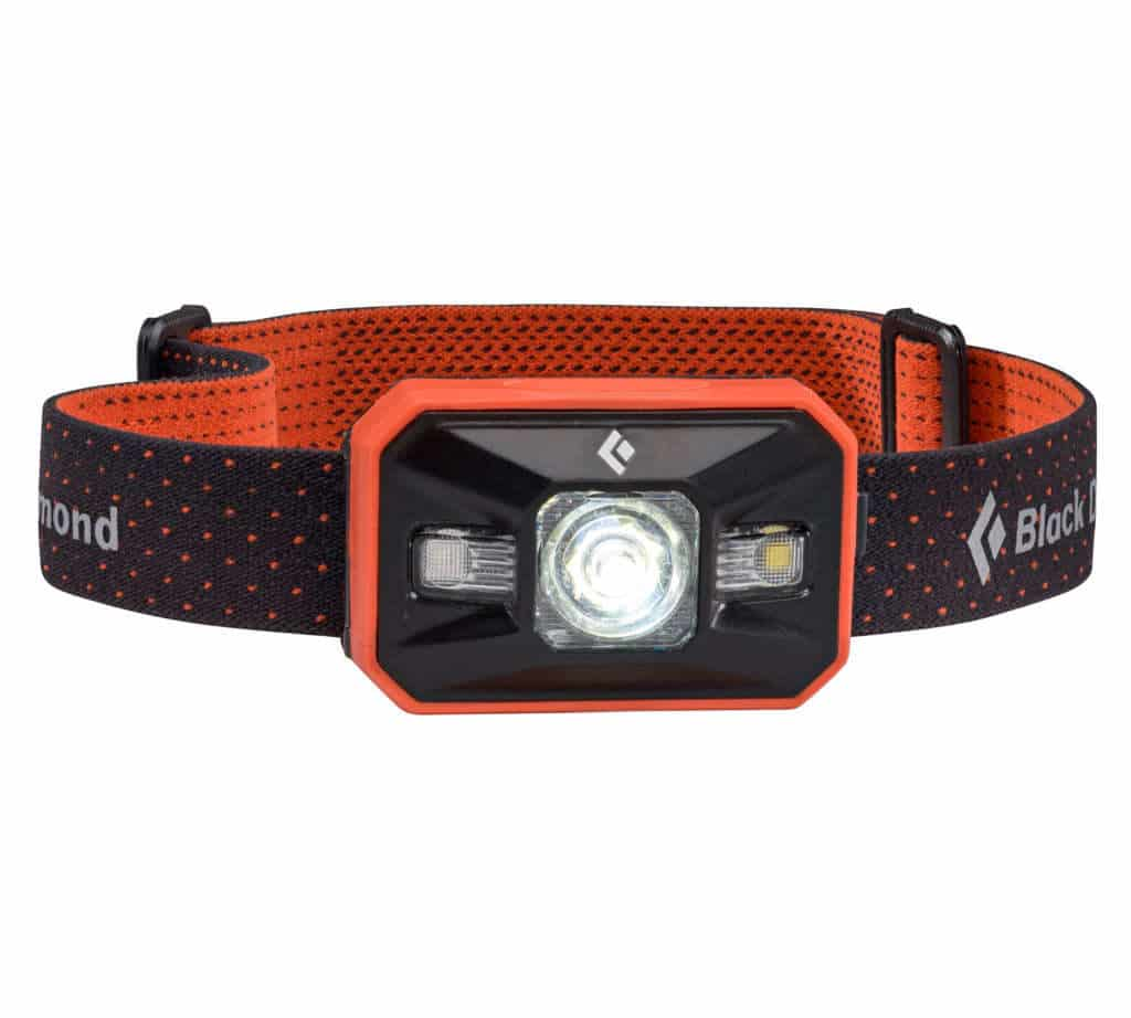 Tactical camping headlamp