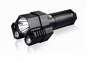 Fenix Tactical LED Flashlights TK76 2800-Lumen Flashlight Review - Best Tactical LED Flashlights - Lightwight and Ultralight Camping and Hiking