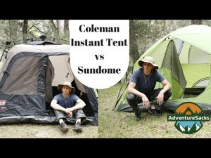 735bd6bbb92 Coleman Sundome 4 Person Tent vs Coleman 4 Person Instant Tent