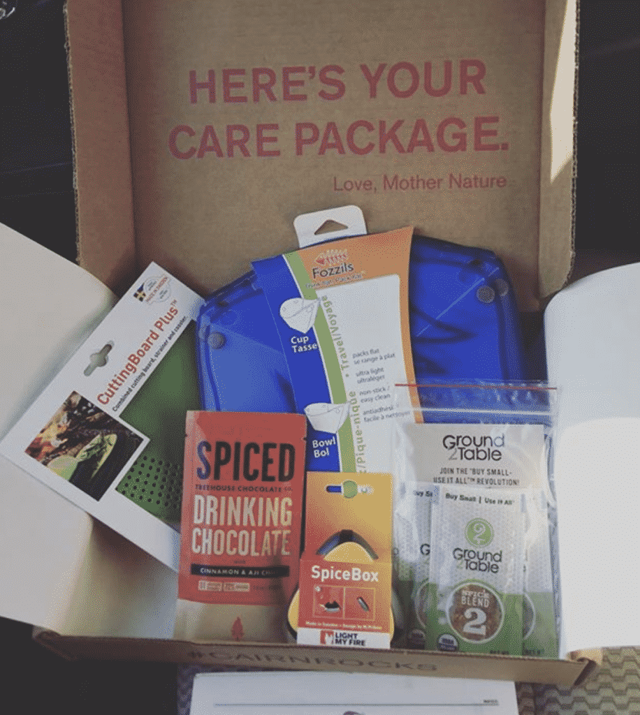 Cairn subscription Box