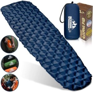Outdoorsman Lab Sleeping Pad Review - Best Sleeping Pads - Lightwight and Ultralight Camping and Hiking
